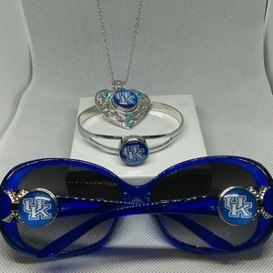 Kentucky University Sunglasses Set